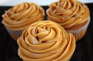 Cupcakes de cajeta