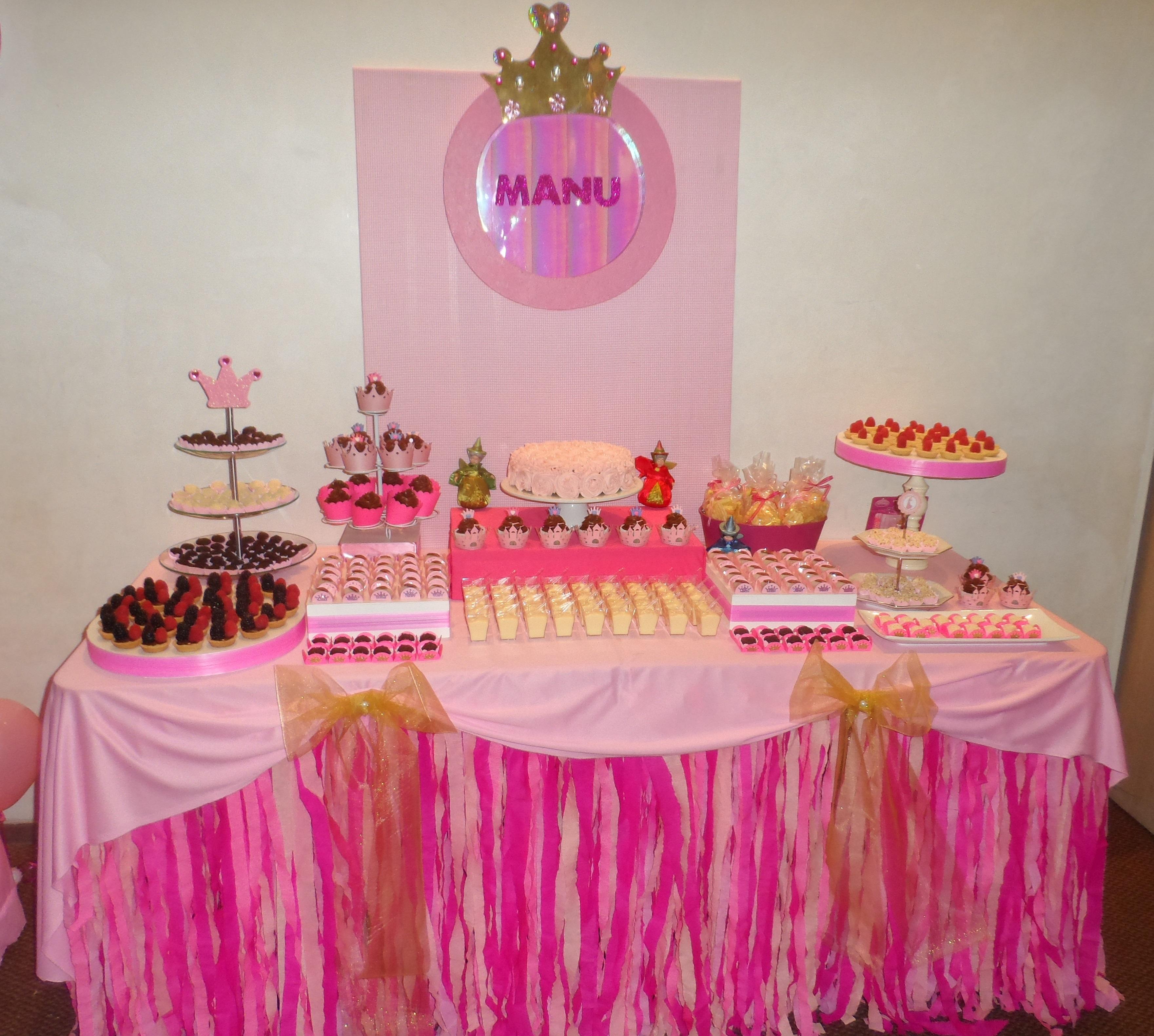 Fiesta de princesa gilipatisserie - Fiestas de cumpleanos de princesas ...