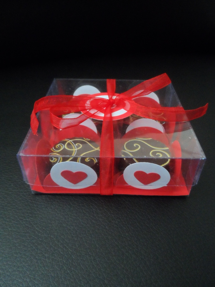 Chocolates de San Valentin a $60,00